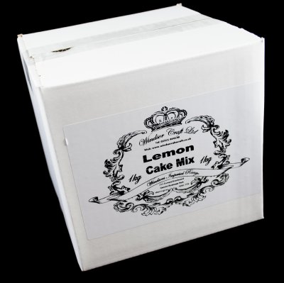 1Kg Windsor Imperial Lemon Cake Mix