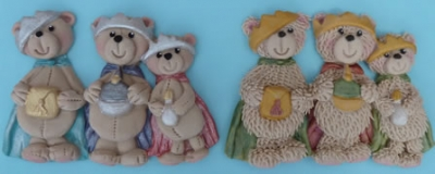Karen Davies Teddy Kings