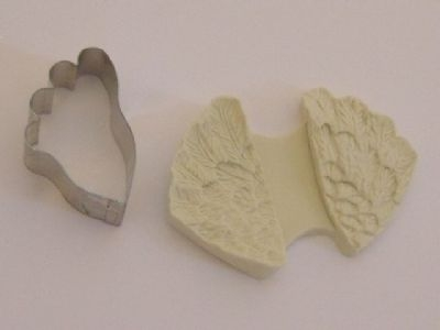 Holly Products Angel Wing Cutter & Veiner