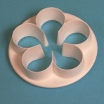 PME 5 Petal Cutter Set Of Four