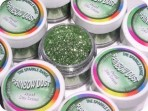 Rainbow Dust Jewel Sea Green