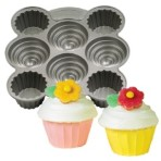Multi Cavity Mini Cupcake Pan