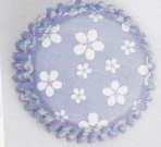 CULPITT China Blue Blossom Baking Cases
