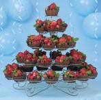 Wilton Cakes & More 38 Cupcake Stand