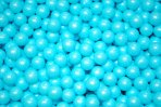Windsor Cake Academy 7mm Sugar Beads Pearlescent Blue