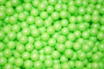 Windsor Cake Academy 7mm Sugar Beads Pearlescent Light Green