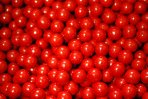 Windsor Cake Academy 7mm Sugar Beads Red