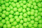 Windsor Cake Academy Coco Pearls Lime Green