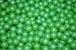 Windsor Cake Academy 15mm Gumballs Pearlescent Lime Green