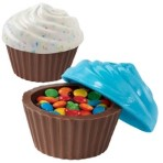 Wilton 3D Cupcake Look Container Mould