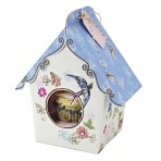 Love in the Afternoon Birdhouse Cupcake Box Pack of 4