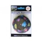 PME Midnight Romance Baking Cases 60pk