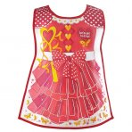 'Princess Butterfly' Children's Apron by Cooksmart