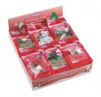 Christmas Cake Decorations Packs Assorted