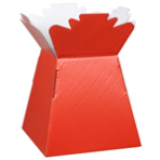 Red Bouquet Box