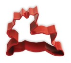 Eddingtons Red Reindeer Cookie Cutter