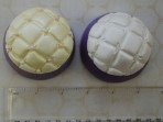 Windsor Quilted Cupcake Silicone Mould
