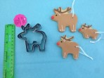 Windsor Reindeer Cookie Cutter Set