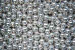 Windsor Cake Academy 10mm Metallic Silver Pearls