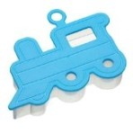 KITCHENCRAFT 3D Train Cookie Cutter