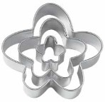 Wilton Funny Flower Cut Outs