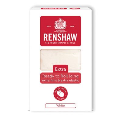 Renshaw EXTRA Marshmallow Flavour Icing 1kg