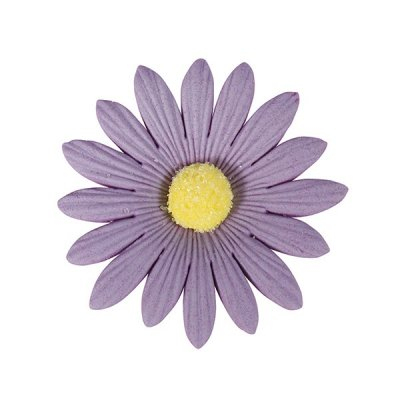 Soft Sugar Daisy - Lilac 50mm (Pack of 20)
