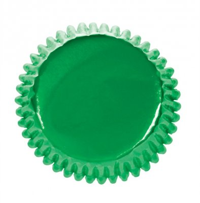Culpitt Foil Baking Cases - Green