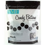 PME Candy Buttons Vanilla Black 284g