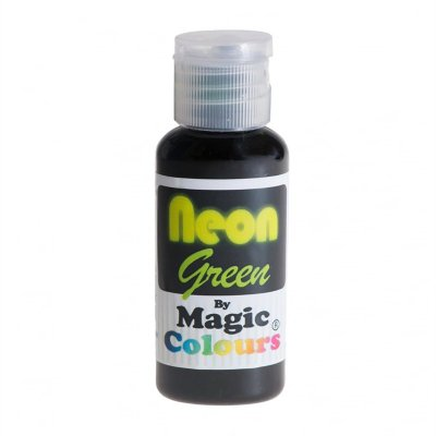 Magic Colours - Neon Green Food Colour Gel
