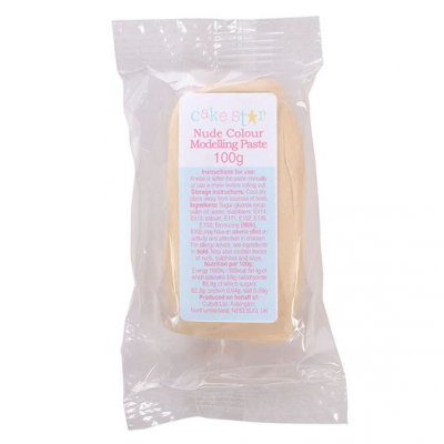 Cake Star Modelling Paste 100g - Nude
