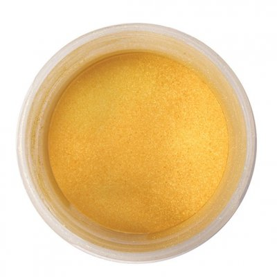 Colour Splash Edible Dust - Pearl Pure Gold