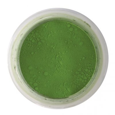 Colour Splash Edible Dust - Matt Leaf Green