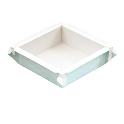 BoxBake Square Disposable Cake Tin 10""