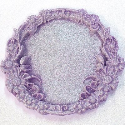 Katy Sue Mould - Miniature Frames Floral Circle