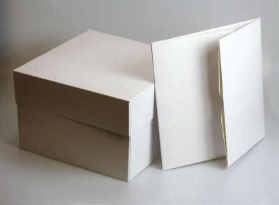 Oblong Cake Box 14''x18''