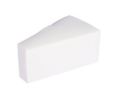 Ivory Cake Slice Box Pack of 12