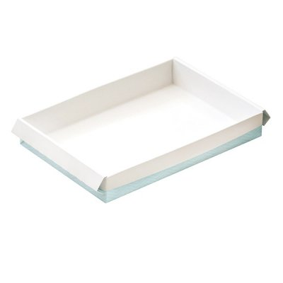 "BoxBake 13 x 10"" Pop Up Tray Bake Disposable Cake Tin"