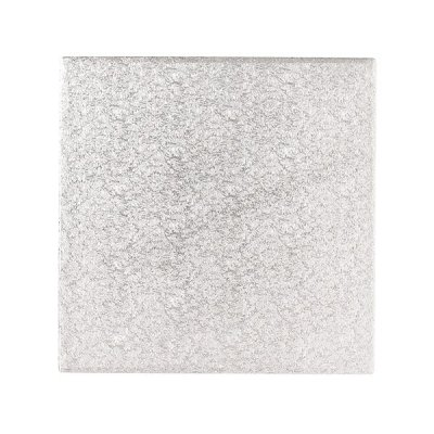 Square Cut Edge Card 7 Inch Pack of 100