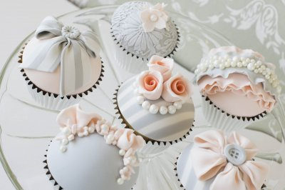 Vintage Cupcake Class - Tuesday 24th July 6-10pm - With Claire Corbett