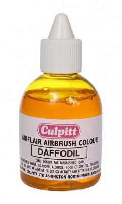 Sugarflair Airbrush 60ml Colour Yellow