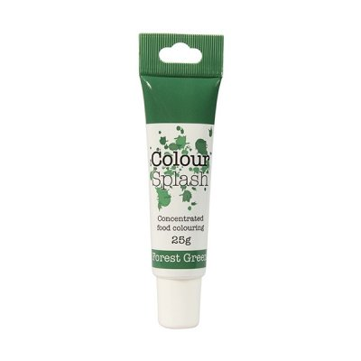 Food Colouring Gel by Colour Splash - Forest Green