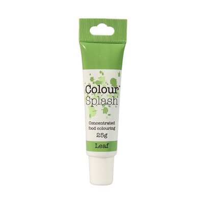 Food Colouring Gel by Colour Splash - Leaf Green