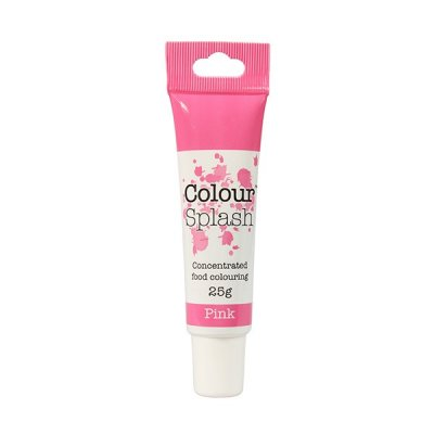 Food Colouring Gel by Colour Splash - Pink
