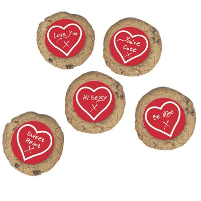 Valentines Cake Toppers Pack of 200