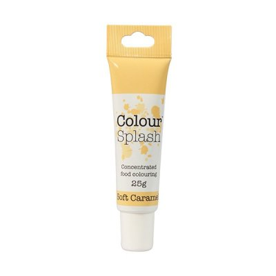 Food Colouring Gel by Colour Splash - Soft Caramel