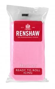 Renshaw 2.5kg Professional Pink Ready to Roll Fondant Icing