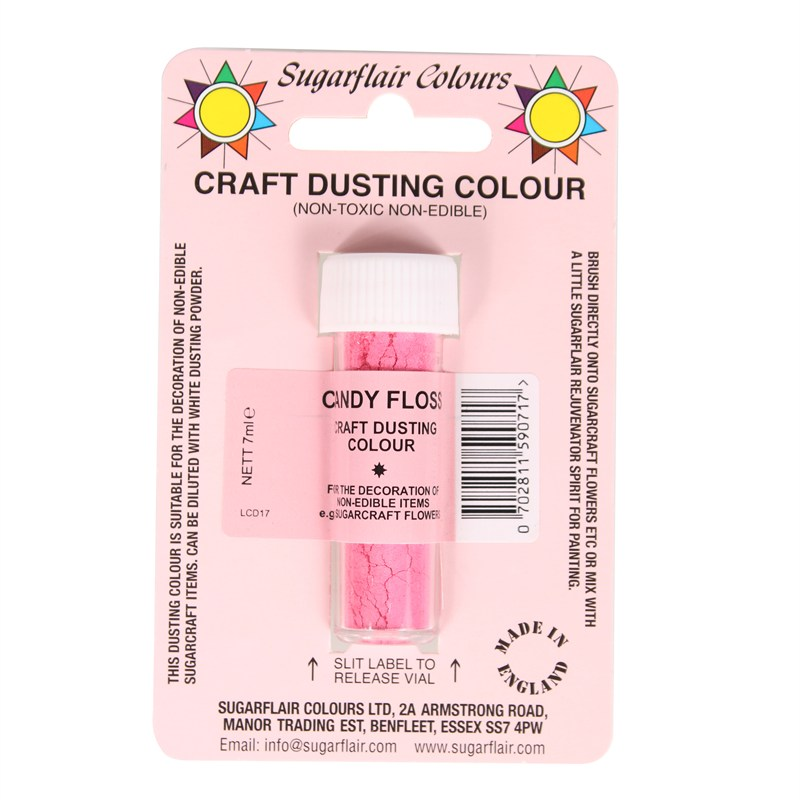 Sugarflair Craft Non Toxic Dusts