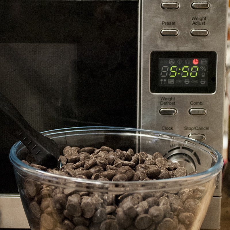 How to Temper Chocolate in the Microwave