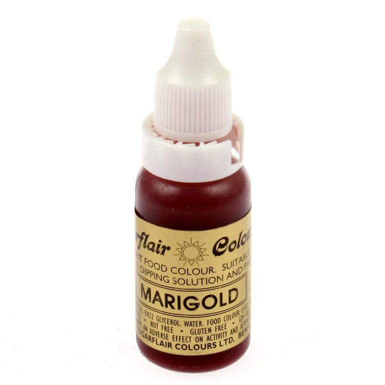 Sugarflair Liquid Droplet Colour